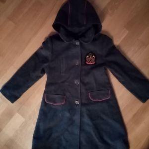 Lapin house μάλλινο παλτό για 8χρ