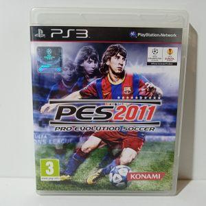 PLAY STATION 3 PS3 PES 2011 PRO EVOLUTION SOCCER