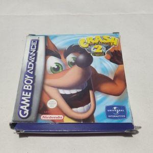 Crash 2 Game Boy Advance