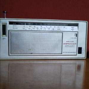 vintage συλλεκτικο (βραχεα) ραδιο