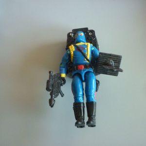 Cobra Commander v5 1992 φιγούρα GIJOE