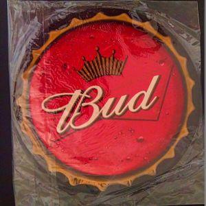 Συλλεκτικό  Mousepad Μπύρα Bud