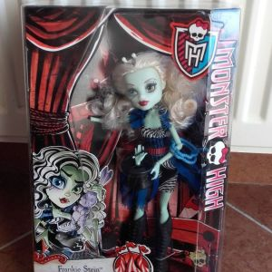 Monster High Frankie Stein Freak Du Chic κούκλα