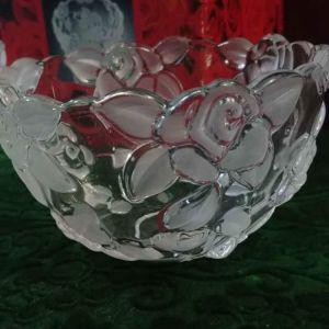 """Φοντανιερα/ μπολ Walther Glas """" Georgina"""". Κρύσταλλο Γερμανίας"""