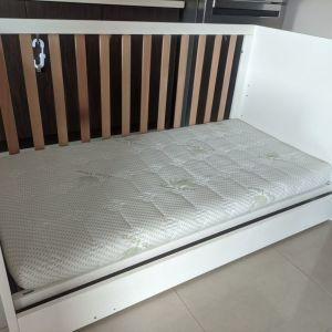 Βρεφικο- προνηπιακο κρεβάτι