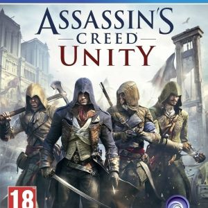 Assassin's Creed Unity για PS4 PS5