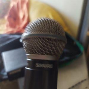 Shure xl.. beta 58 a ..ασύρματο μικρόφωνο