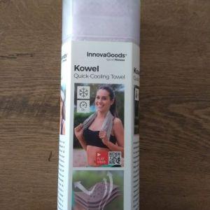 Αθλητική Πετσέτα Ψύξης Άμεση Επίδραση Πάγου Kowel InnovaGoods
