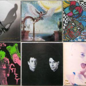 Δίσκοι βινυλίου διάφοροι #2
