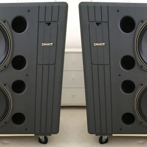 Tannoy System 215 DMT Dual Concentric Studio Monitors