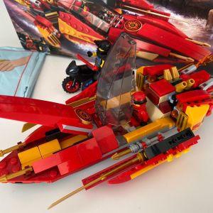 Lego ninja go 70638