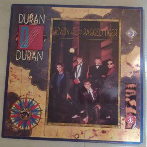 Duran Duran - Seven and the Ragged Tiger lp
