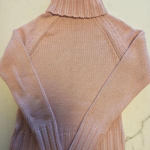 Μπλούζα ζιβάγκο σε ροζ παλ χρώμα