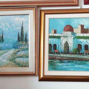 Πίνακες ζωγραφικής ελαιογραφία