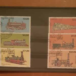 Γραμματόσημα Μαυριτανίας
