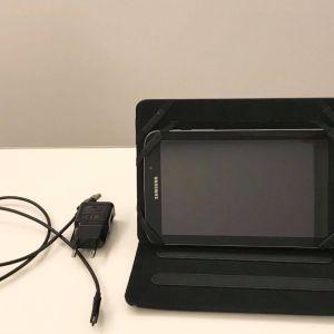 Tablet Samsung Galaxy Tab3 Μαύρο 7 ιντσών  με θήκη