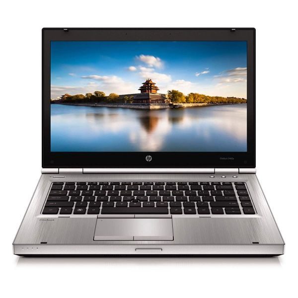 HP 8460p/INTEL I5/4GB RAM/120GB SSD/14.1/WEBCAM