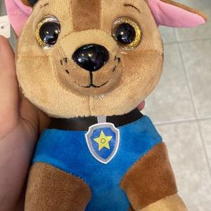αρκουδάκι σκυλάκι με χρυσά μάτια