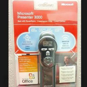 Factory Microsoft Wireless Presenter 3000 Laser Pointer - MS. Κλειστό δεν έχει ανοιχτεί.