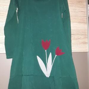φορεμα βαμβακερο SIMPLE