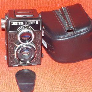 Φωτογραφική μηχανή LUBITEL 166B.