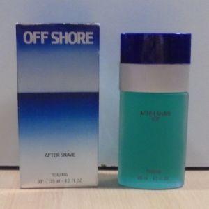 Off shore vintage after shave lotion 125ml