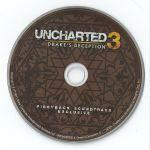 Uncharted 3: Drake's Deception Piggyback Soundtrack Exclusive