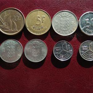 Νομίσματα Βελγίου