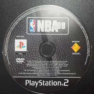 NBA 08 *PS2*