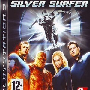 FANTASTIV FOUR RISE OF THE SILVER SURFER - PS3