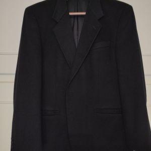 Επώνυμο ανδρικό κοστούμι Umberto Scolari– Μέγεθος 54 - XL