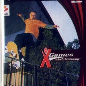 X GAMES SKATEBOARDING - PS2
