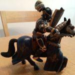 Φιγούρα ιππότης κ άλογο