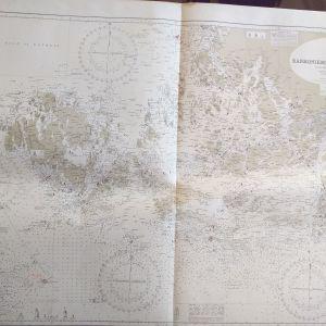 Ναυτικος χαρτης