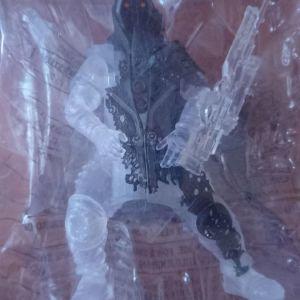 Killzone Hellghast cloaked sniper φιγούρα