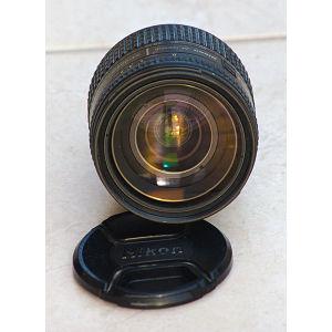Nikon 24-85 mm f/2.8-4.0D IF AF σε πολύ καλή κατάσταση με ελαφρά σημάδια χρήσης