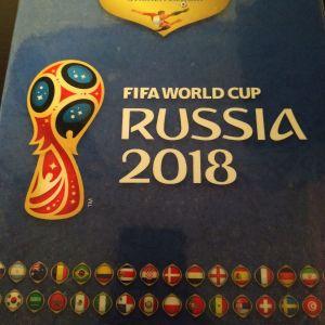 PANINI WORLD CUP 2018 RUSSIA