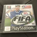 FIFA 2000 SONY PS1 με ζελατινες καινουργιο