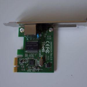 TP LINK gigabit pci-e ethernet adapter TG-3468 V2