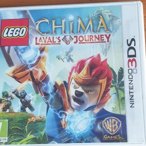 LEGO CHIMA lavals journey (Nintendo 3DS)