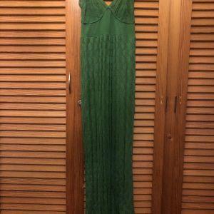 Πράσινο Φόρεμα M-Missoni Πλεκτό