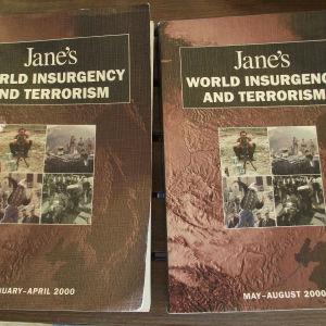 Jane's βιβλία για την τρομοκρατία