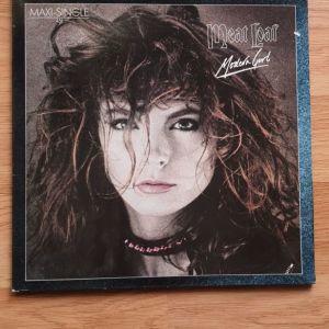 Meat Loaf - Modern Girl (Gatefold Maxi Single, 1984, Arista)