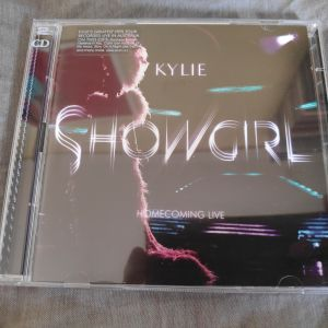 Kylie: Showgirl - Homecoming Live 2CD