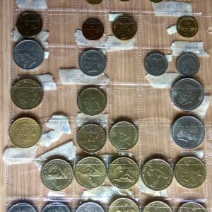 Νομίσματα 1976-2000