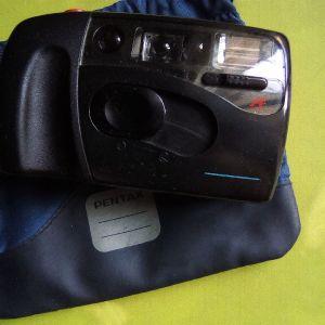 Vintage φωτογραφική μηχανή Pentax.