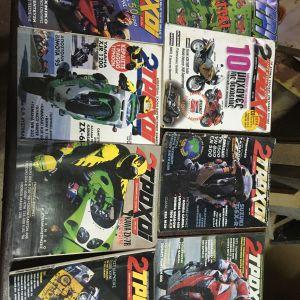Περιοδικά 2 τροχοί - 4 τροχοί