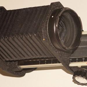 Panagor Bellows (Φυσούνα - χωρίς φθορές) με μοντούρα  για Canon FD. Εξαιρετική για macro φωτογράφηση