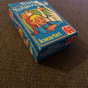 Νιλς Χόλγκερσον 1983 παιχνίδι με κάρτες γερμανικό