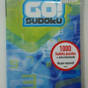 GO! SUDOKU SONY PSP EUROPEAN PAL NEW SEALED